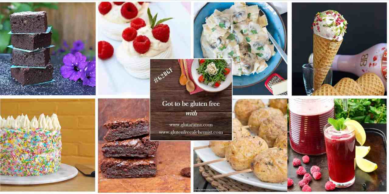 Gluten Free Recipes; a round up from August