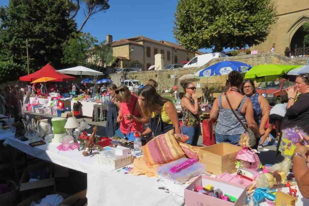 Domaine du Pignoulet; Pilates Retreat - French Market