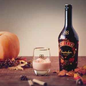 Bailey's Pumpkin Spice - Glutarama makes dairy free version