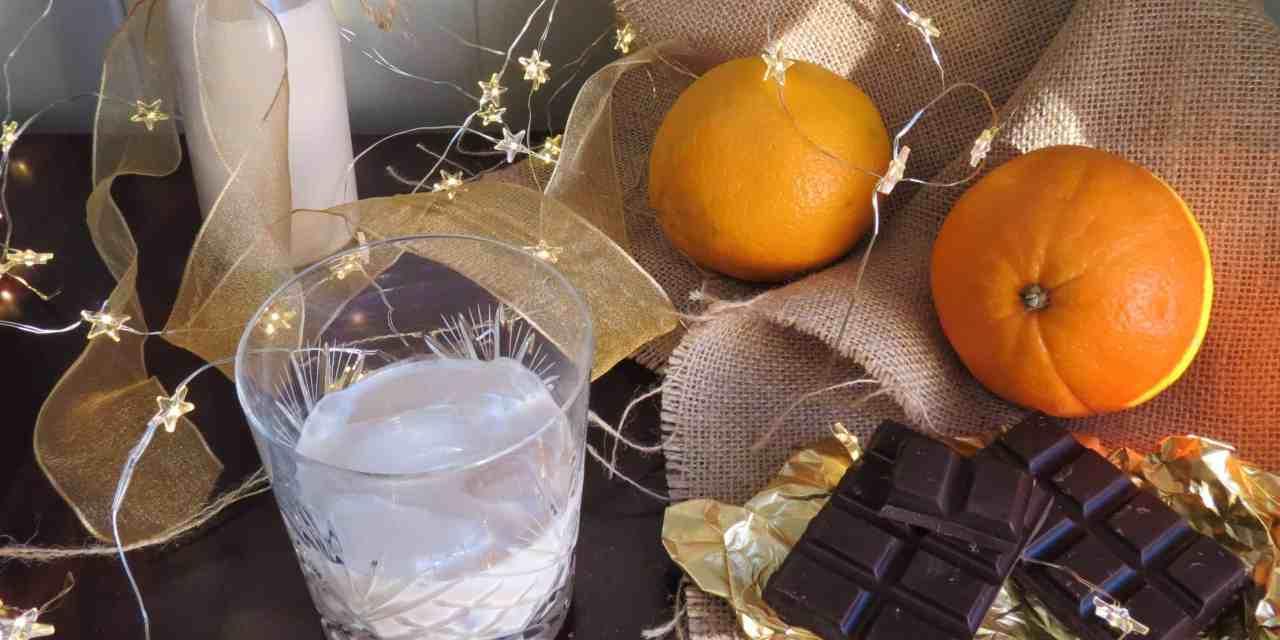 Chocolate Orange Bailey's; homemade and dairy free