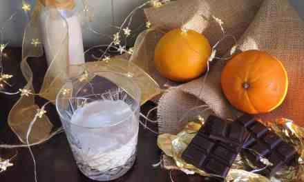 Chocolate Orange Bailey's; homemade and dairy free