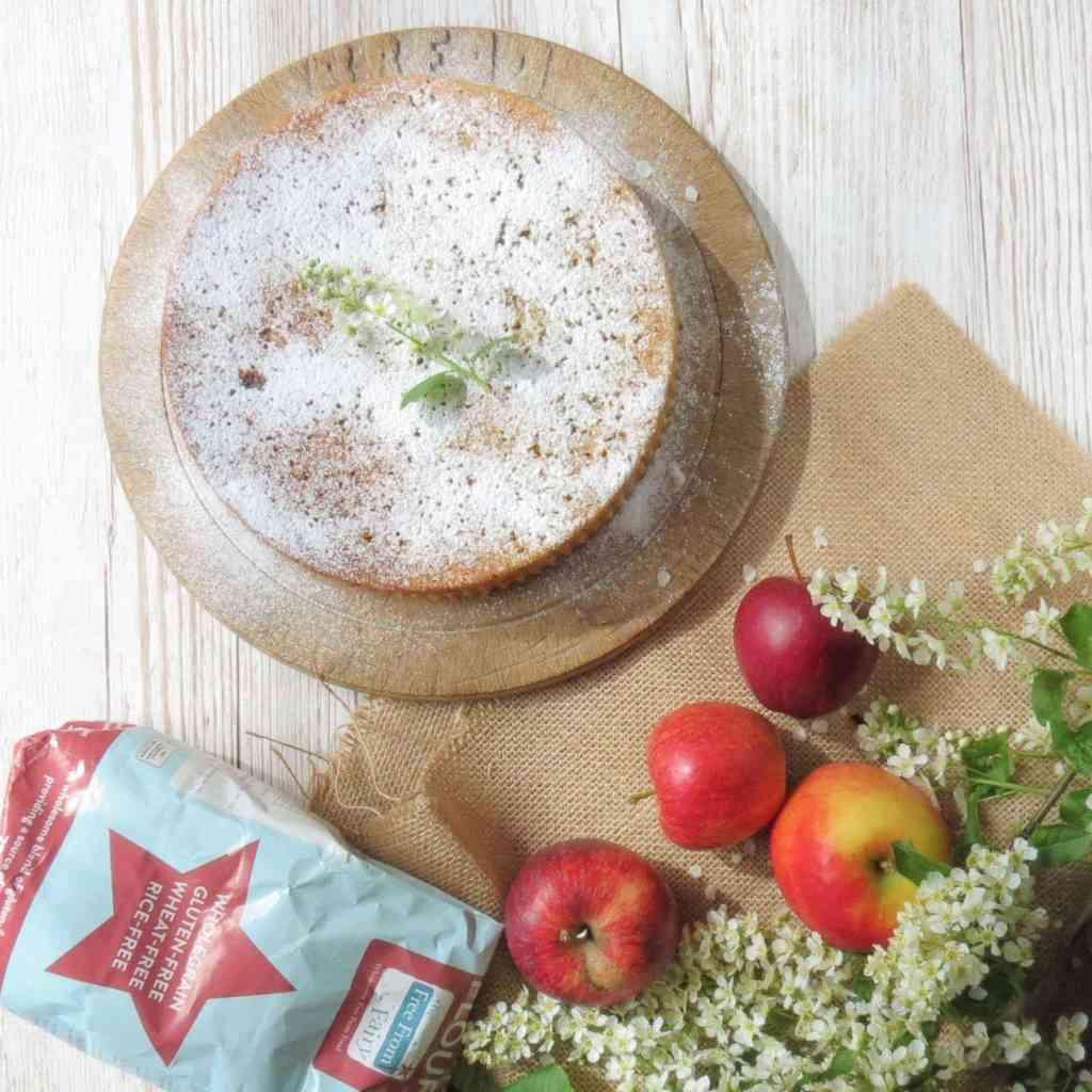 One Bowl Apple Cake French Recipe