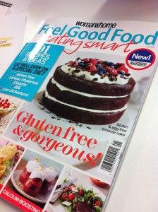 Feel Good Food magazine cover