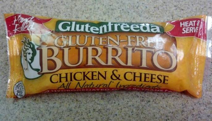 Frozen Burrito