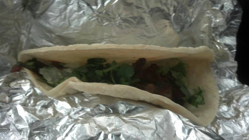 Carl's Jr / Green Burrito: Steak Street Tacos - The Gluten ...