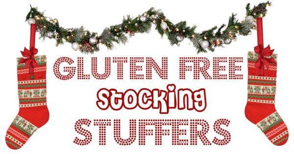 The Ten BEST Gluten Free Stocking Stuffers