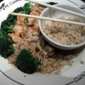 P.F. Chang's Ginger Chicken And Broccoli