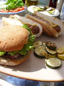 Udi's Hamburger and Hot Dog Buns