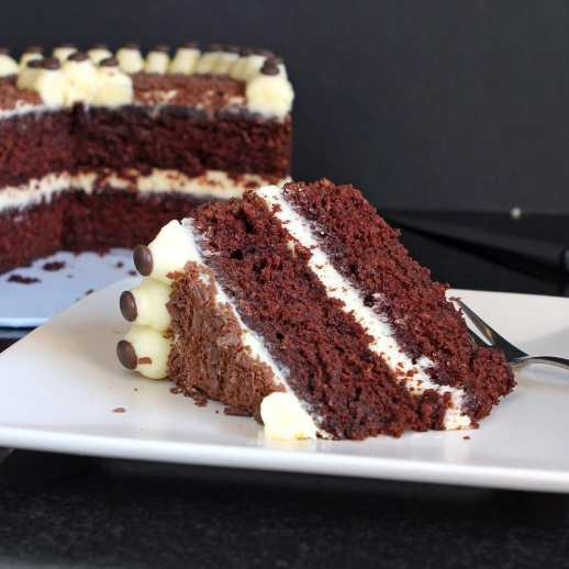 dinner slice-gluten-free-chocolate-cake