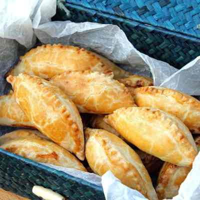 Sausage Pasties and pastry baking tips from Adriana Rabinovich