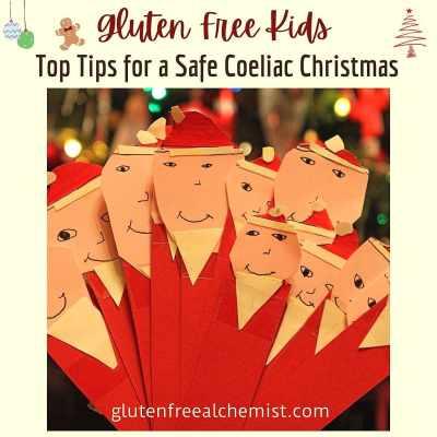 A Coeliac Christmas… How to Live and Love the Festive Season