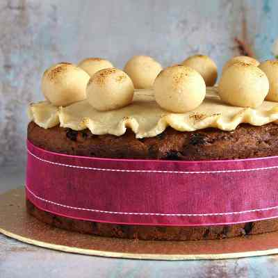 Gluten Free Simnel Cake – A Traditional Recipe