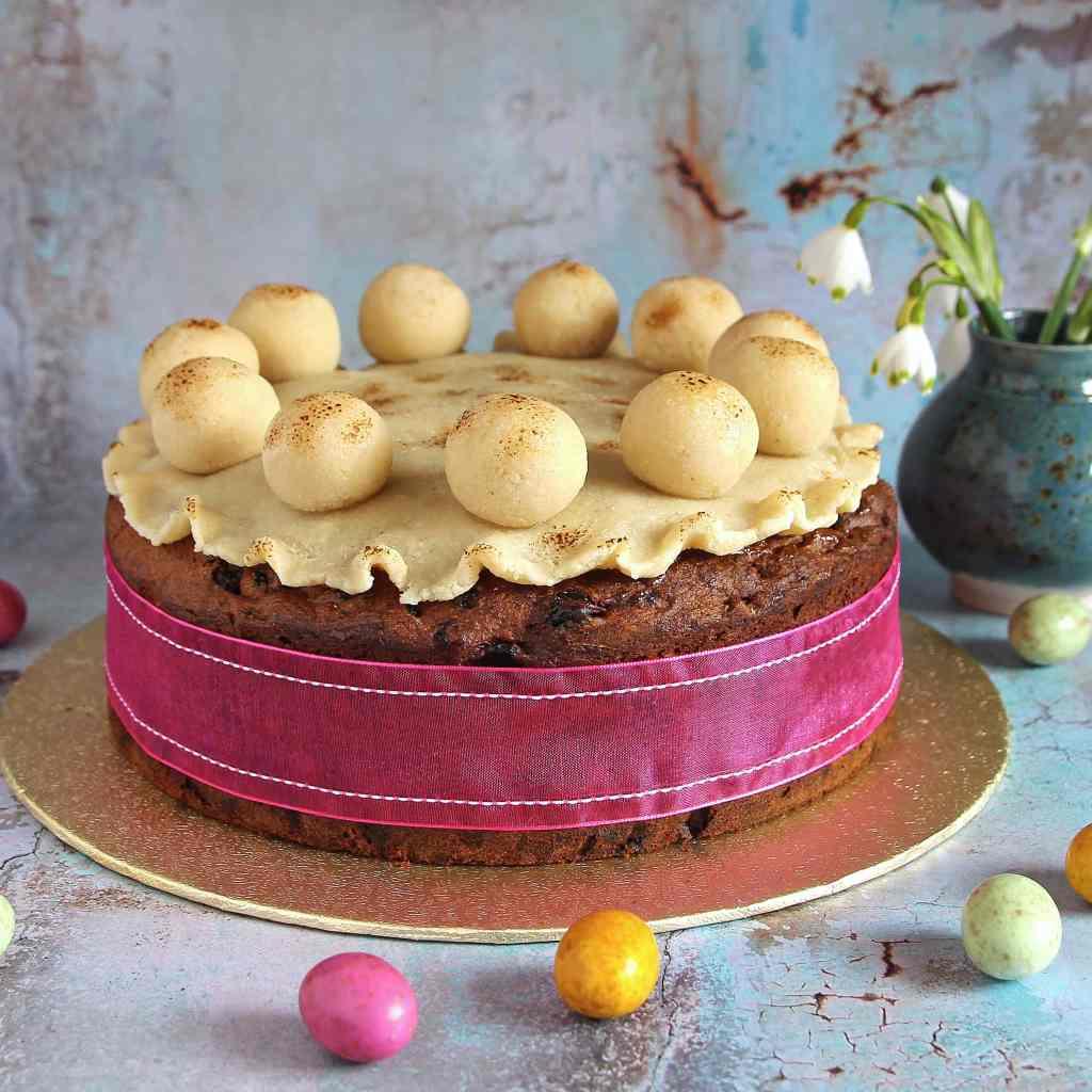 simnel-cake-with-marzipan