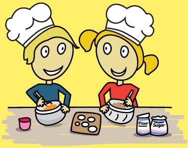 child-chefs-clipart