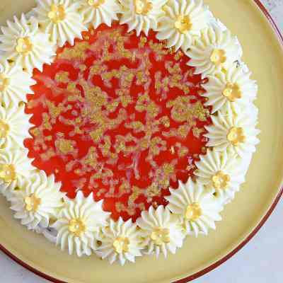 Gluten Free Orange Cake – Perfect for Birthdays and Celebrations