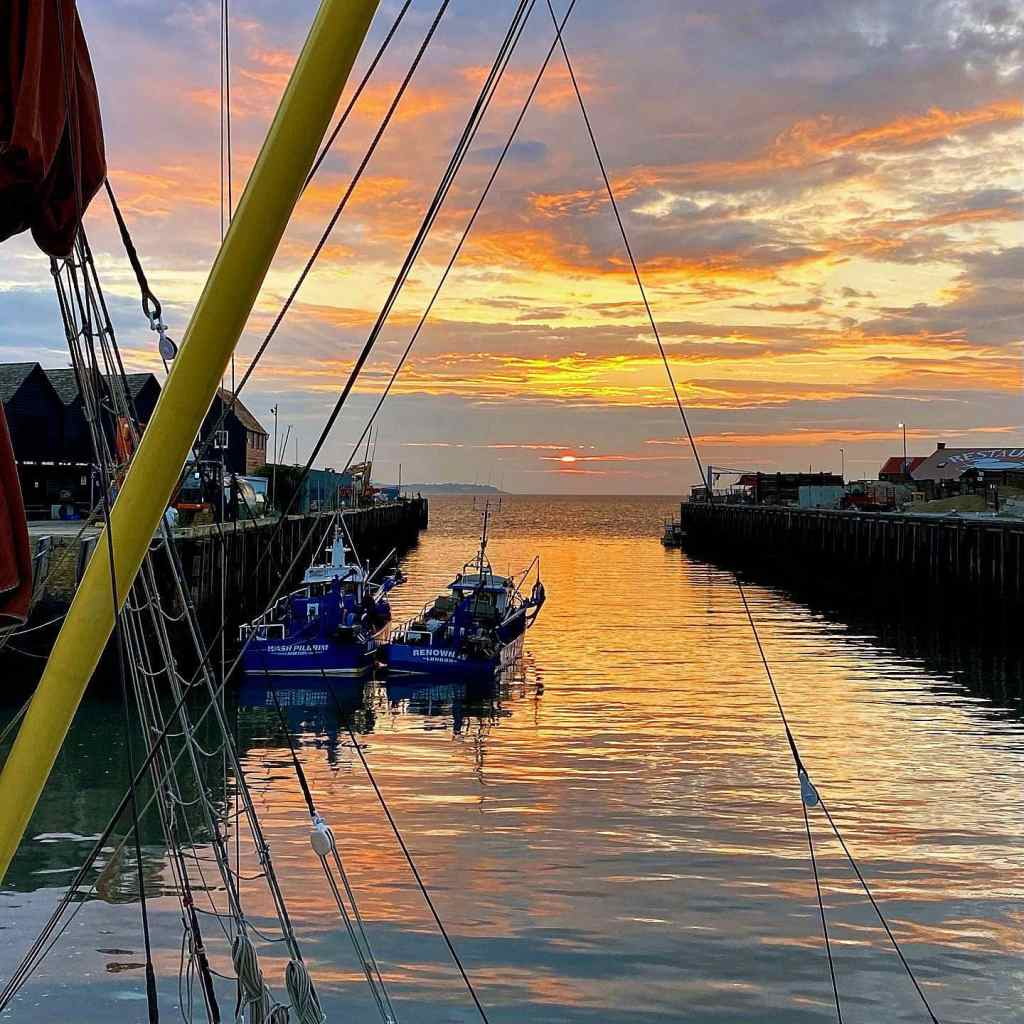 whitstable-harbour-sunset