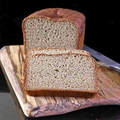 Gluten Free Bread Maker Brown Bread. A Revolutionary Loaf!