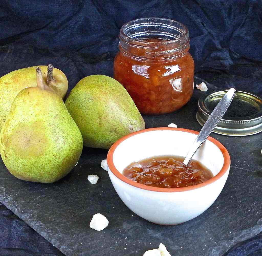pear-and-ginger-jam