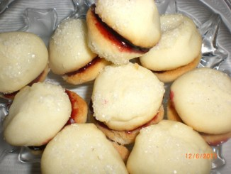 Butterball Shortbread Cookies3