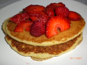 Buttermilk Pancakes 2