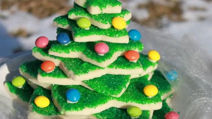 Cookie Xmas Tree1
