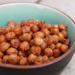 Crunchy Roasted Chickpeas2