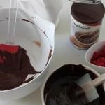 Dark Choc Raspberry Cake2