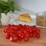 Grape Tomatoes with Basil1