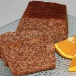 Orange and Honey Loaf 2