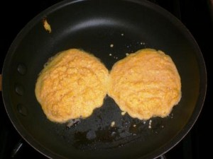 Quick Cornmeal Griddle Cakes 2
