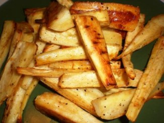 Roasted Parsnips with Horseradish3