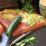 Shaved Cucumber Salad2