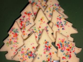 Sweet Shortbread Cookies1