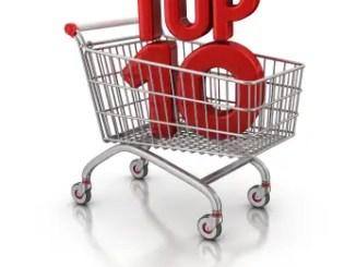 Top10 Grocery Cart