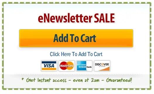 Add To Cart - eNewsletter Sale