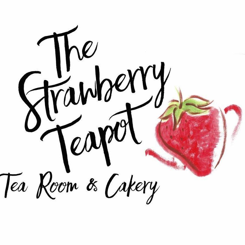 The Strawberry Teapot