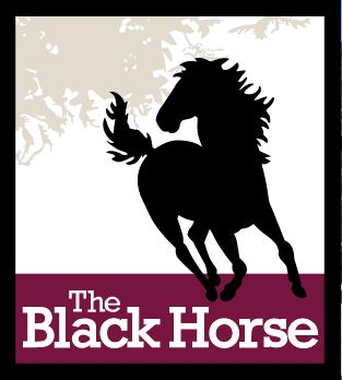 The Black Horse at Ireland