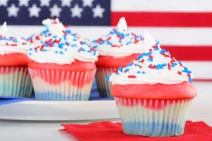 gluten_free_red_white_blue_cupcakes