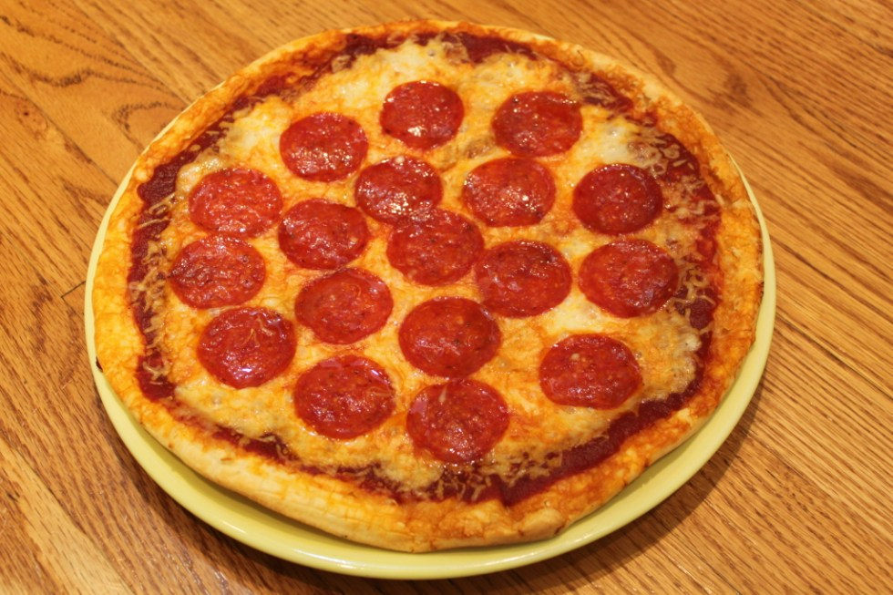 Gluten-Free Pizza In 5 Easy Steps