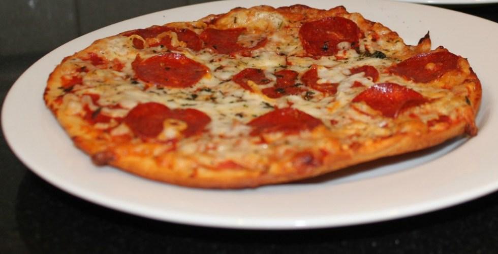 Review: Udi's Gluten Free Frozen Pizza