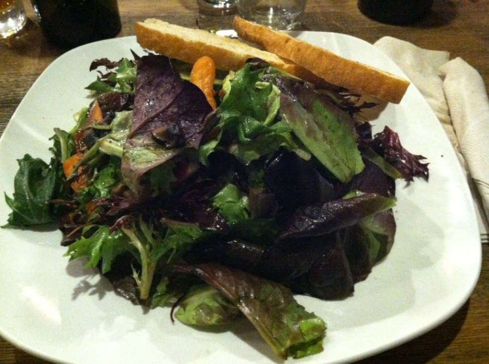 Review: Bareburger Restaurant