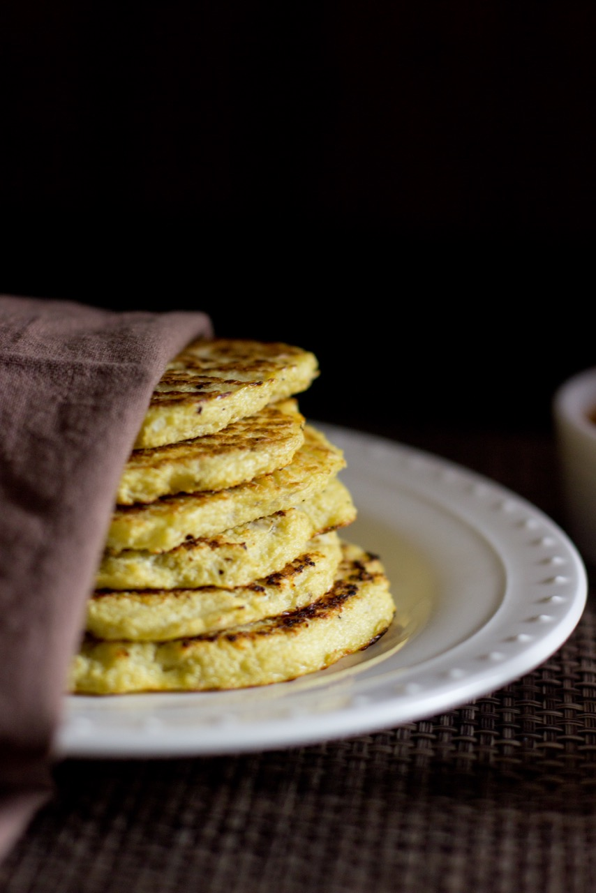 Gluten Free Cauliflower Flatbreads