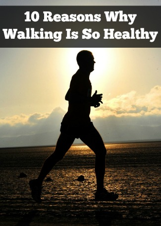 10 Reasons Walking Healthy