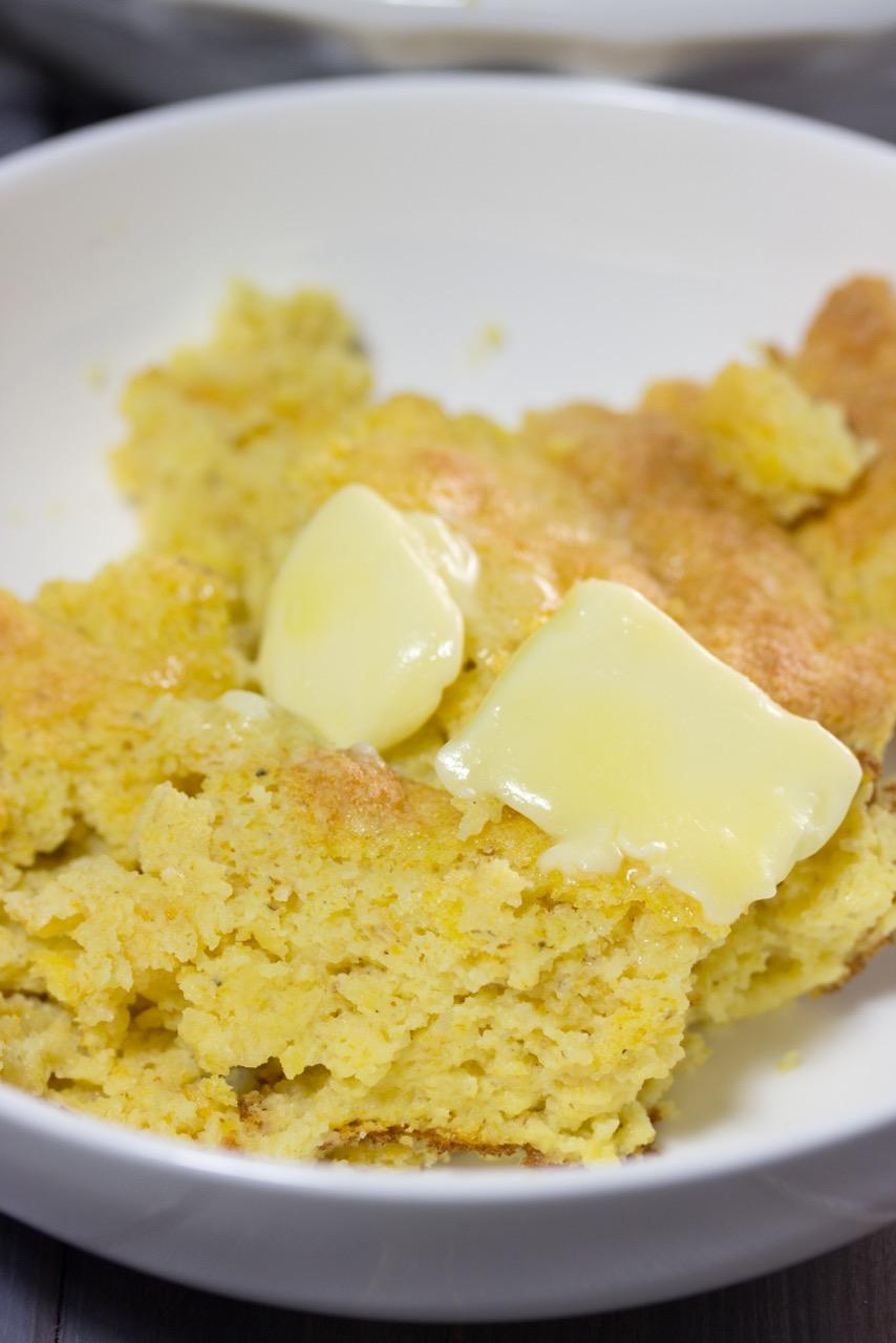 Gluten Free Southern Spoon Bread