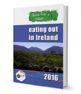 Gluten Free Ireland eating out in Ireland 2016