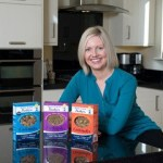 Maria Betts of Maria Lucia Bakes, gourmet cereals