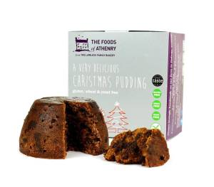 Foods of Athenry Christmas Pudding