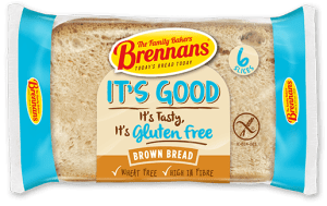 Brennans Gluten Free Brown Bread