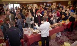 Gluten Free Food Fair Stormont Hotel 2016