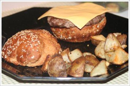 gluten-free challah roll